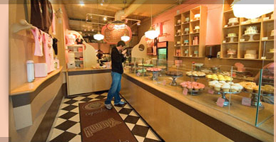 Business plan for cupcake store